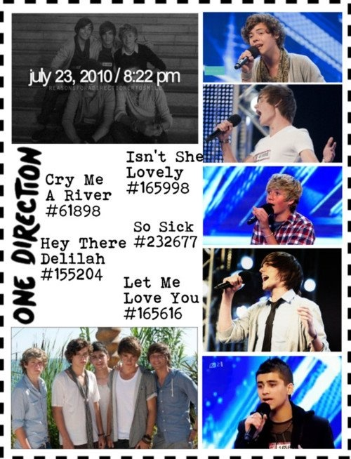 23/07/10 @ 8:22pm ♥ this is the day angels where born and fairies sang...our boys became one.