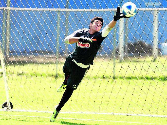 !Porterooooo! Toño rodriguez! #Chivas