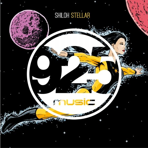 Label Worx Release of the Day - Shiloh : Stellar [925 Music]