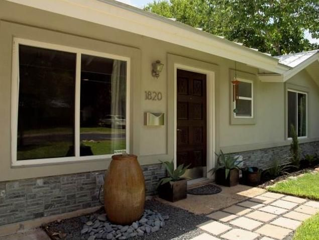 Remodel Of 1960 S Ranch Style Home In Central Austin