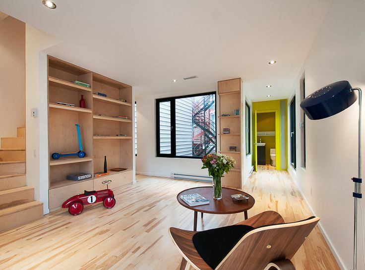 Thedeveloper wanted to add a townhouse at the back of an existing 5…
