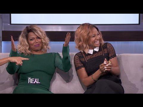 Michel'le & Rhyon Nicole Brown Talk 'Surviving Compton' - YouTube