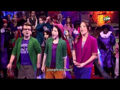 Junior Sintfestival 2011  - Hey Hey Sinterklaas