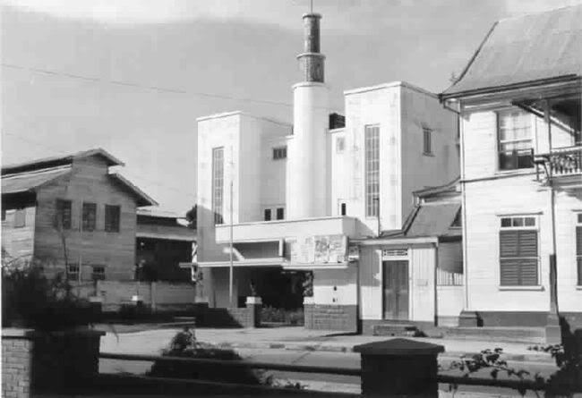 theater Tower #Paramaribo #Suriname #Dutch #Architecture