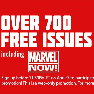 If you like getting cool items for free, and you also like comic books, we've just found the perfect deal for you. ComiXology is bringing back its popular deal, and is giving away 700 free issues of Marvel comics for free. Of course, these are digital issues of the comics, so collectors will not be able to take advantage of this deal to bolster their collection, but getting to read a ton of digital comics is still nothing to complain about.