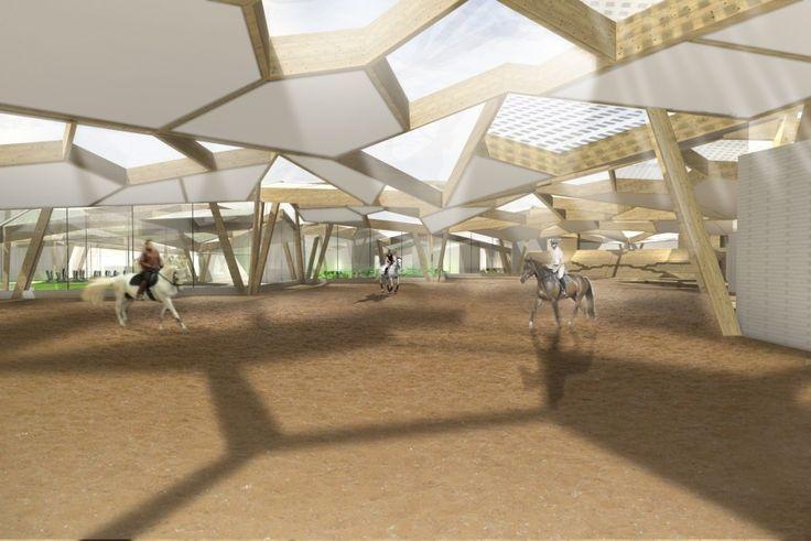 Centre équestre Fouganza Horse Park, Lompret