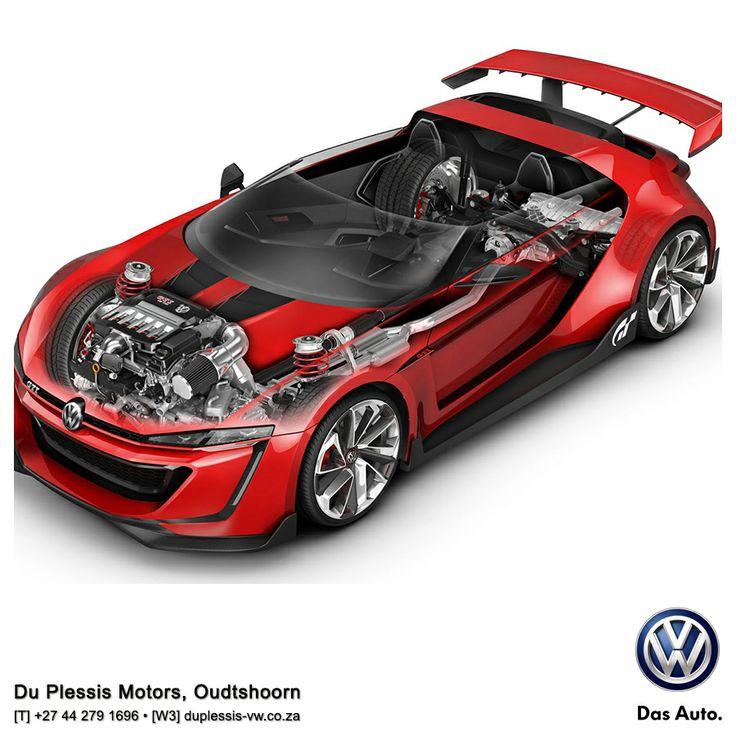 18 Best Volkswagen Concept Cars Images On Pinterest
