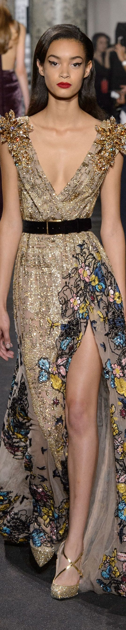 Elie Sabb fall 2016 couture