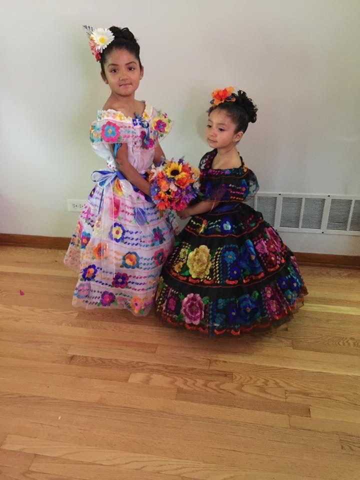 Vestidos Niñas Fiesta Mexicana En 2019 Fiesta Mexicana