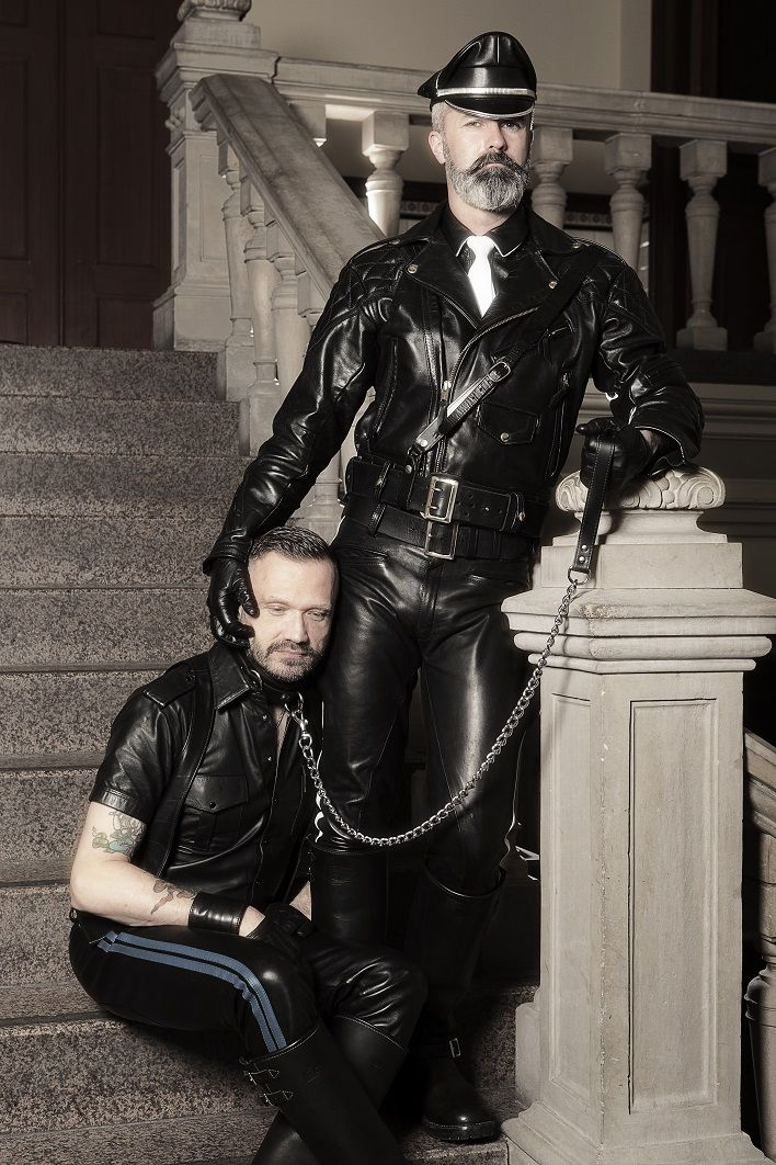 Gay Leathermaster Movies 45