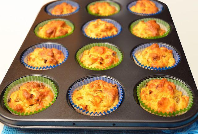 Panetton - Muffin dal cuore dolce a sorpresa!