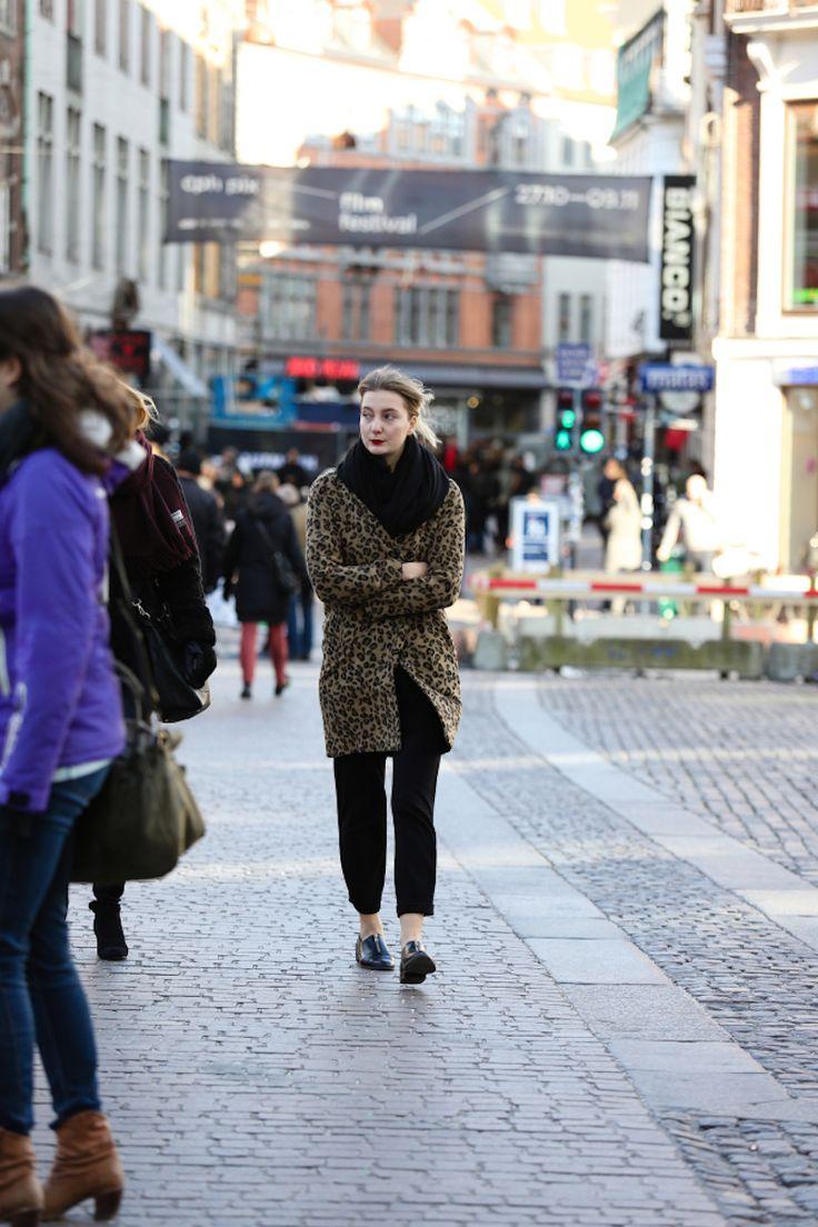北欧美女の真冬コーデをキャッチ! コペンハーゲン・ストリート・スナップ | WWD JAPAN.com