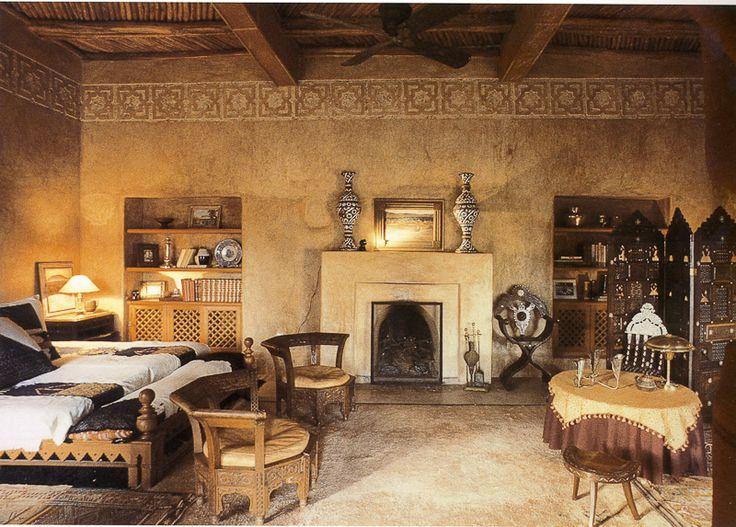 The Moroccan Interior Design Style And Islamic Architecture