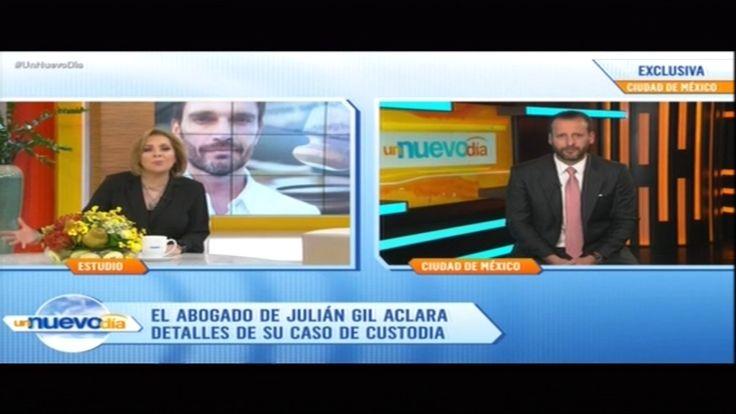 El Abogado De Julián Gil Aclara Detalles De Su Caso De Custodia