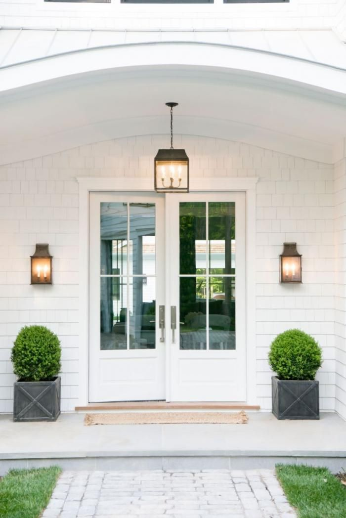 Make Beauty Front Door Planter Ideas for Lovely House