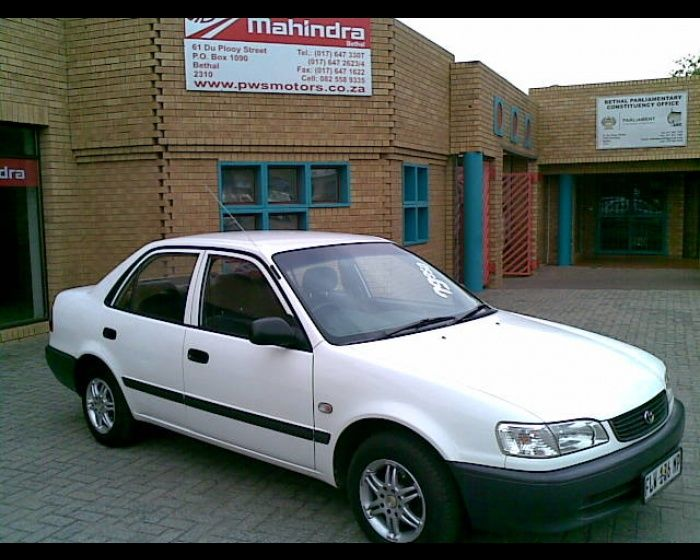 2002 TOYOTA COROLLA 130 , http://www.pwsmotors.co.za/toyota-corolla-130-used-bethal-for-sale-mpumalanga-middelburg-johannesburg_vid_6077443_rf_pi.html