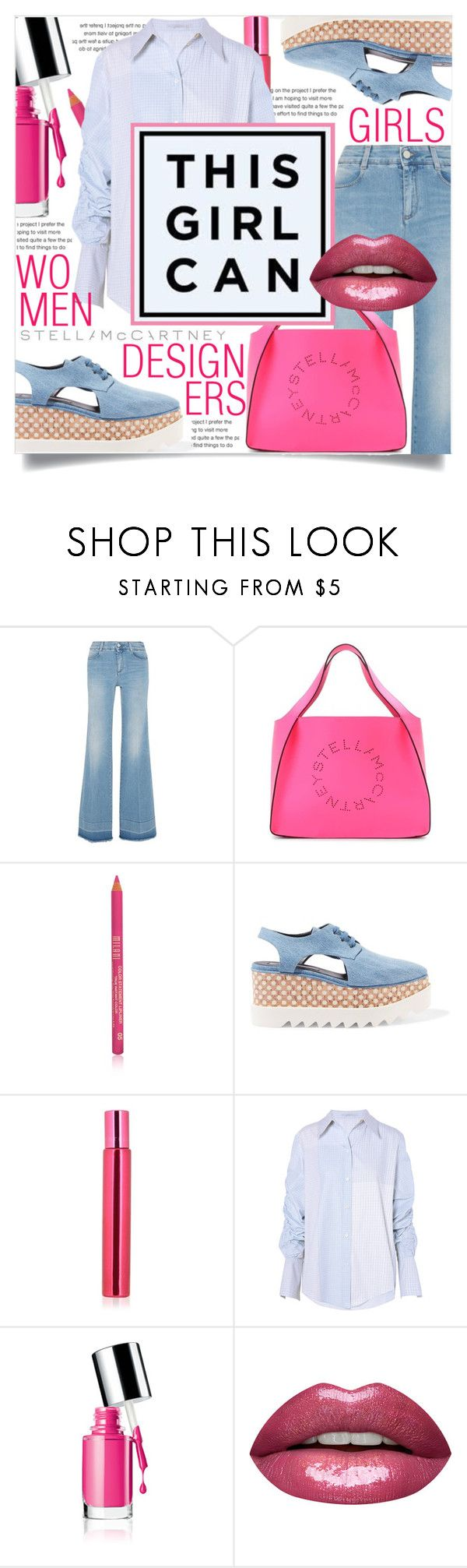"""""""STELLA MC CARTNEY"""" by celine-diaz-1 ❤ liked on Polyvore featuring STELLA McCARTNEY and Mary Engelbreit"""