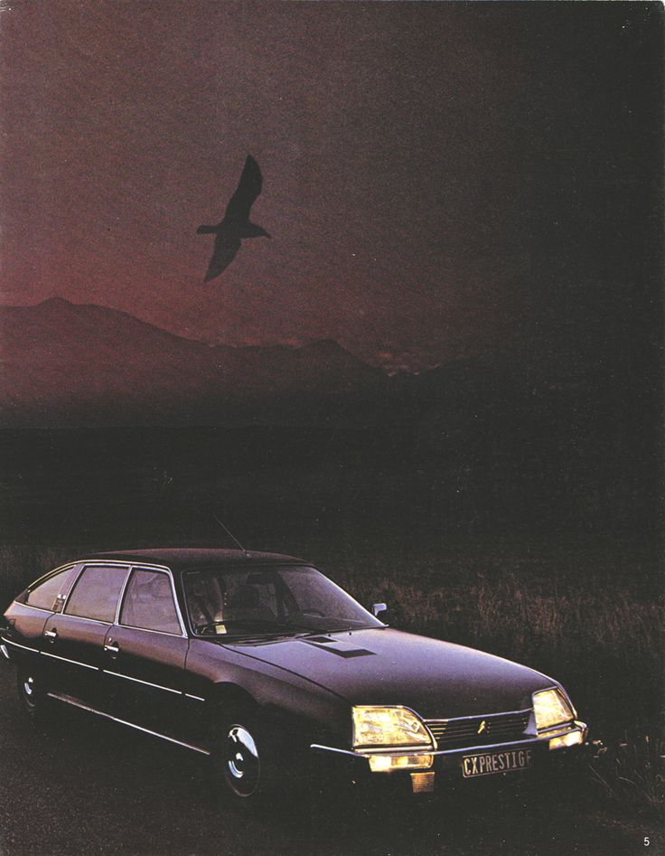 citroen cx prestige photography - Google Search