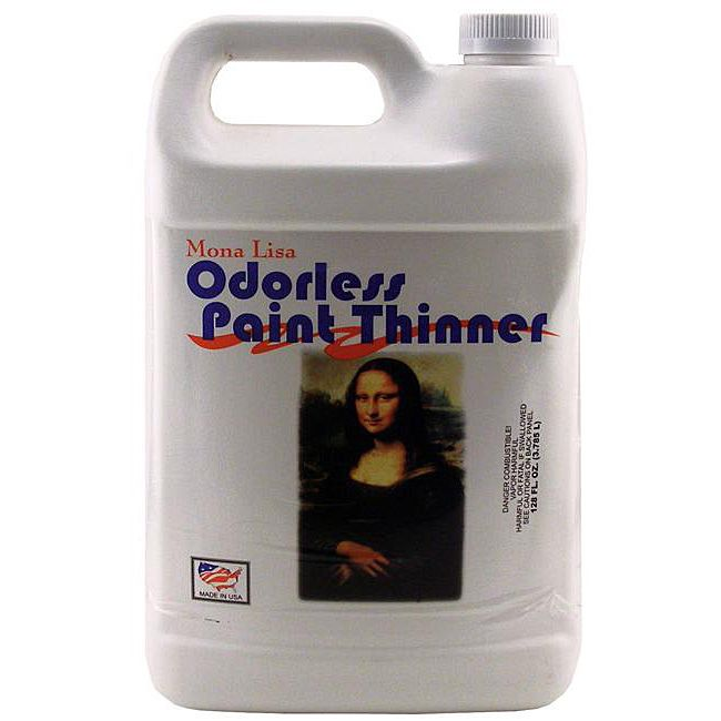 Speedball Mona Lisa 1-gallon Odorless Paint Thinner