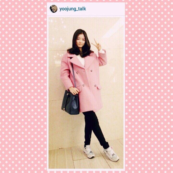 #KimYooJung #Kstyle #cute