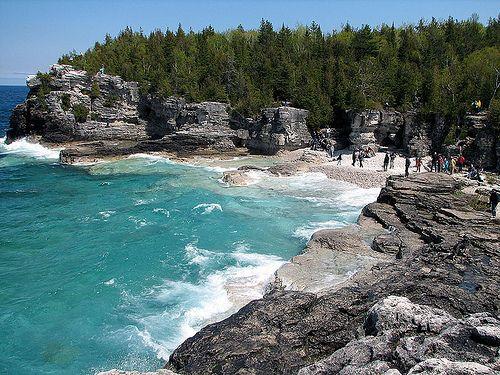 Georgian Bay Ontario Canada