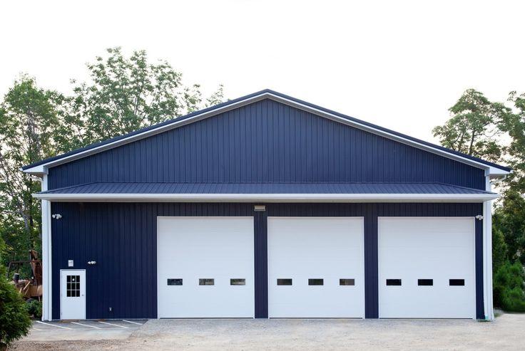 Best Commercial Pole Building Garage Pinterest Building 400 x 300