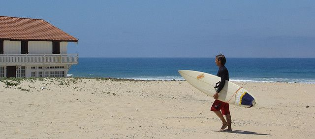 Surfing, St. Girons plage   Flickr - Photo Sharing!