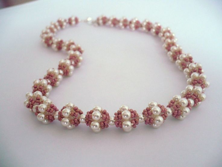 Handmade necklace/Handmade náhrdelník ...ERIKA... www.anabelhandmade.sk