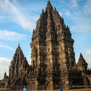 The Beautiful Prambanan Temple, Central Java, Indonesia: A UNESCO World Heritage