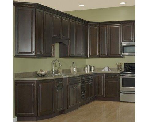 Candy kitchen cabinets rta vanilla cabinets rta kitchen for Best quality rta kitchen cabinets
