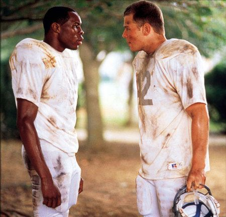 "Remember the Titans. ""Attitude reflects leadership, Captain."" All time fave."