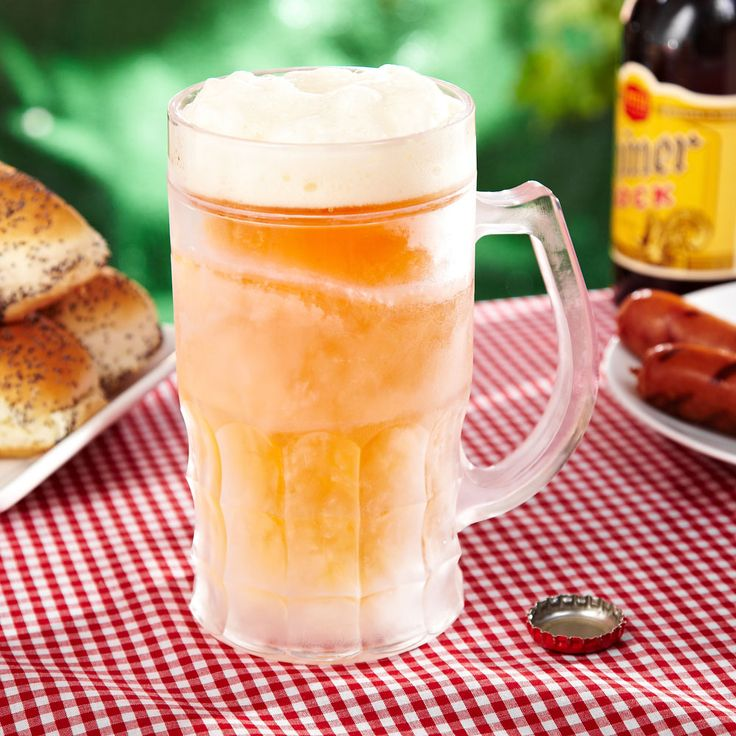Cool off after a long busy day with a cold brew in one of our ice cold freezer beer mugs. This double wall beer mug is molded from thermoplastic polymer, making sure your favorite ales are frosty and...