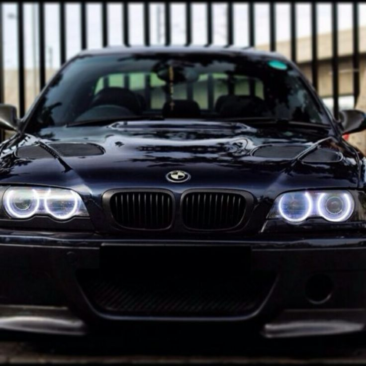 Jezebel - E46 M3 supercharged
