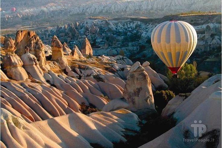 Valle di Pasabag e di Göreme - Cappadocia
