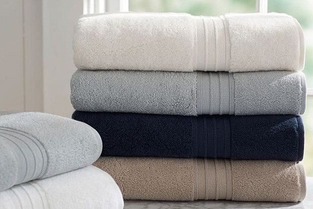 Pottery Barn Hydrocotton Bath Towels — $25 | 21 Wedding Registry Items That Are Totally Worth It