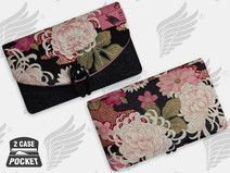 HANDYTASCHE IPHONE 5/5S HÜLLE IPHONE 6/6S HÜLLE