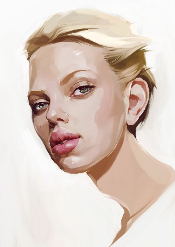 Russian Illustrator Gives New Life to Caricature Art