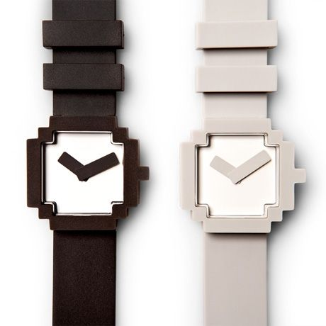 Icon Watch: Gift, Icons, Pixel Watch, Accessories, Watches, Poketo Icon, Design