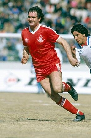 Larry Lloyd Nottingham Forest 1981