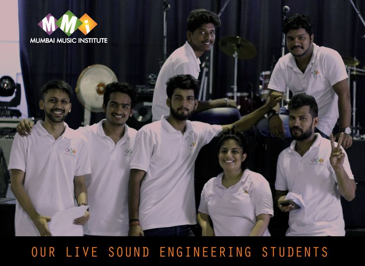 The Sound Setup and the #RockShow Managed By Our Live Sound Engineering students for The Bands Bhayanak Maut , Sifar and Spud In The Box on 28th May at Mumbai Music Institute !!  #LiveSoundEngineering #LiveShows #LiveConcerts #Students #MMI