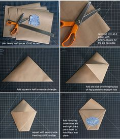 Tuto sachet kraft DIY Ameliage Wedding planner paris blog mariage ma belle réception