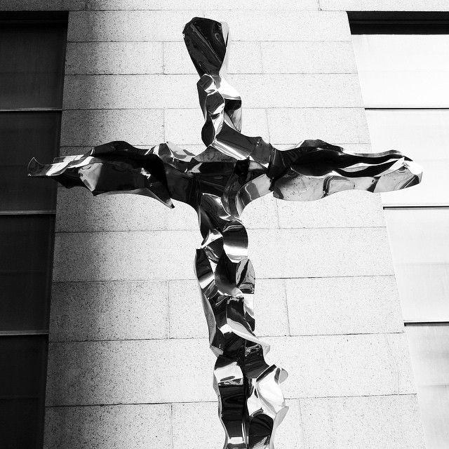 #cross #memorial #remember #neverforget #911 #september11 #Manhattan #NewYork #NYC #ajcphotography