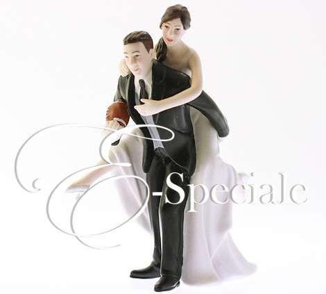 Cake Topper Tema Football - Prodotti per Cake Topper - Cake Topper Sportivi - accessori e gadget per matrimoni e feste - E-speciale