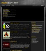 CreateGreatMusic.com - Website for Sale on Flippa: PR4 Music Site, Premium Old Domain - Automated Ready - CHEAP BIN!
