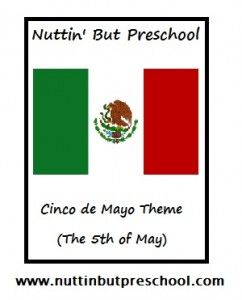 Cinco de Mayo Theme