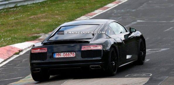 Nuova Audi R8