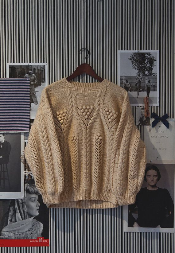 ///Fashion, Style, Knits Wear, Knits Clothing, Knits Cable, Vintage Knitwear, Knitwear Inspiration, Crochet Knits, Sweaters Knitspirationpdx
