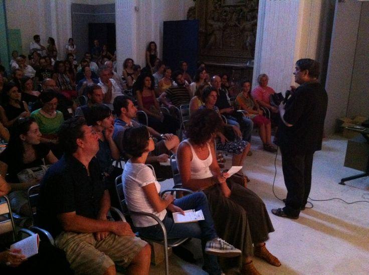 Silvano Agosti workshop
