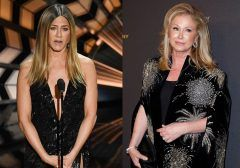Jennifer Aniston NOT Pregnant, Despite Kathy Hilton Claim-  Christ, LEAVE Jen alone about this!!! Enouuughhhh