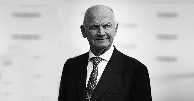 Former Volkswagen Chairman Ferdinand Piech Now Refusing To Testify About Lower Saxony Government's Role In Diesel Emissions Cheating Scandal